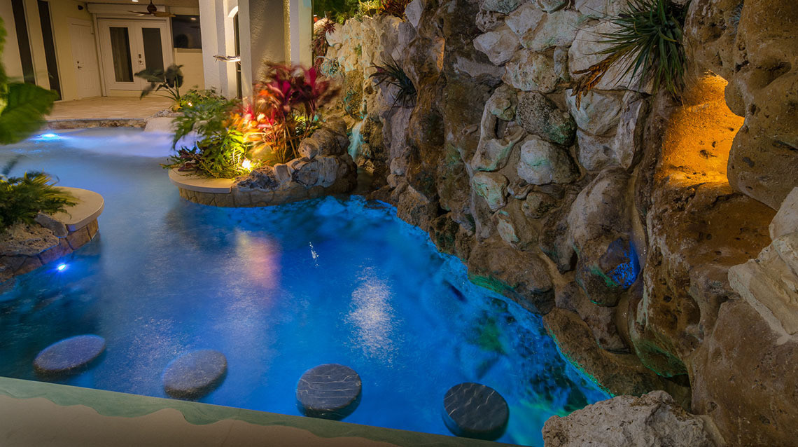 Caribbean-Sytle-Pool-Design