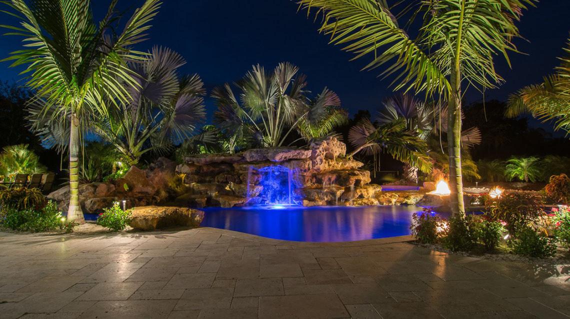 Caribbean-Sytle-Pool