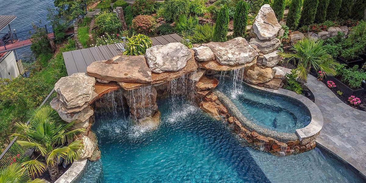 Pool Designs by Lucas Lagoons - Luxury Swimming Pool Designs