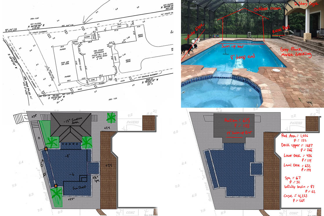 Pool Design Estimate