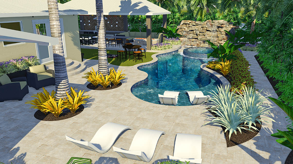 Fort Lauderdale Pool Designer