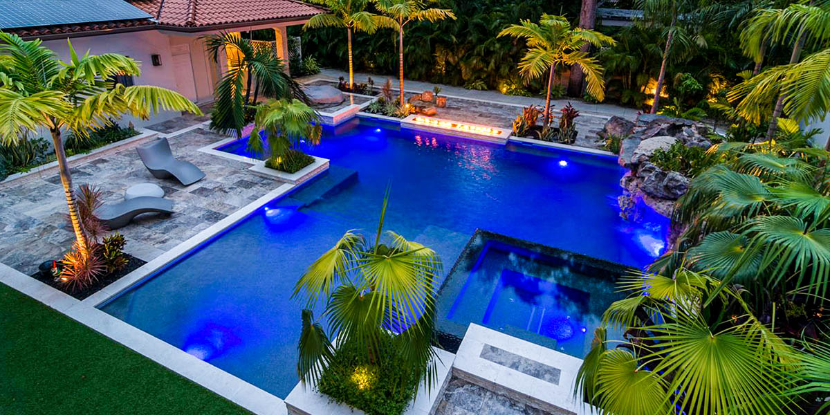 Fort Lauderdale Pool Designs