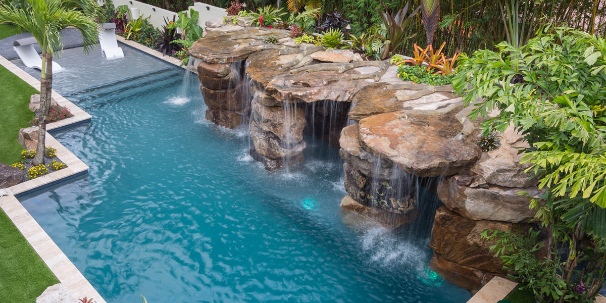 Bonita Springs pool design