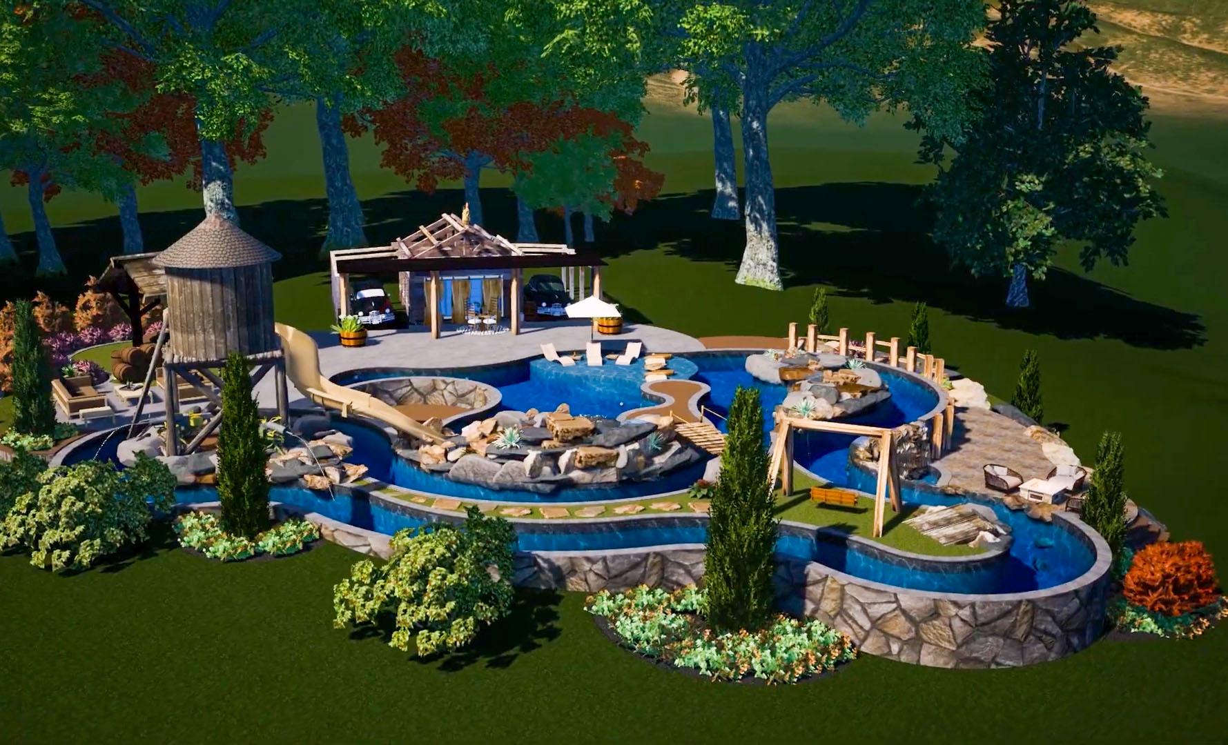Georgia Pool Design Consultation